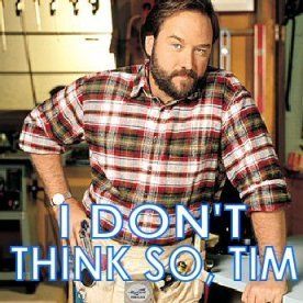 I Dont Think So Tim Gif Click to expand